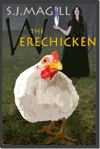 The Werechicken (Smashwords)