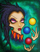 http://www.ebay.ca/itm/ACEO-Print-Fantasy-Woman-Juggle-Clown-Art-ATC-Trading-Card-Natalie-VonRaven-/181757380189?pt=LH_DefaultDomain_2&hash=item2a5195865d
