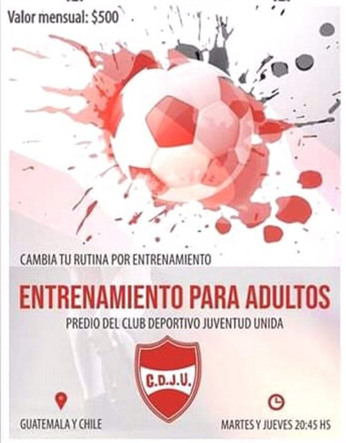 Club Deportivo Juventud Unida