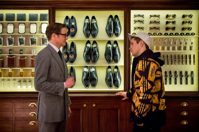 Kingsman: Tajná služba (Kingsman: The Secret Service) – Recenze