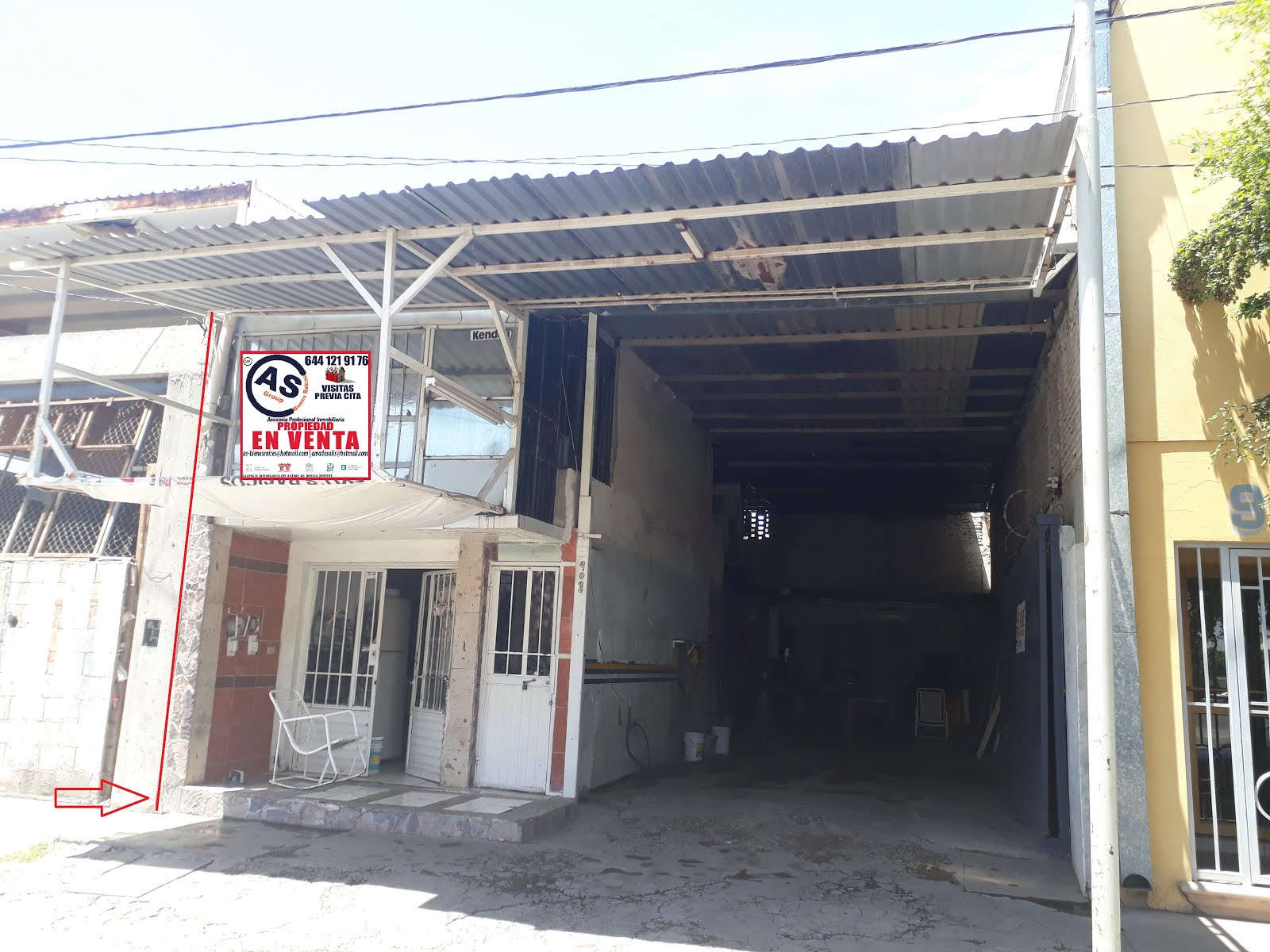 Local Comercial 690 Mil