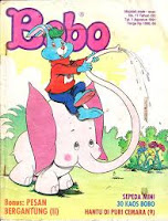 Majalah Bobo majalah top era80-90
