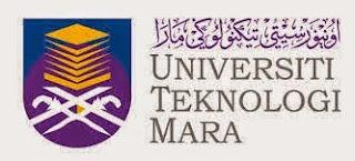 Jawatan Kosong di Universiti Teknologi Mara UiTM 12 Mei 2015