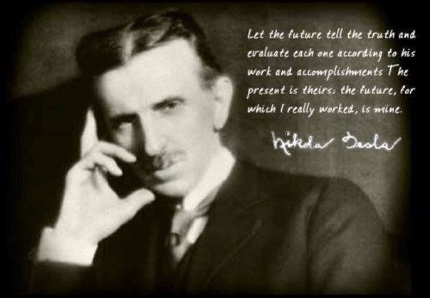 Did The US Steal Nikola Tesla's Research?
