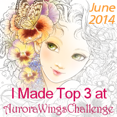 I am TOP 3 on AW blog challenge