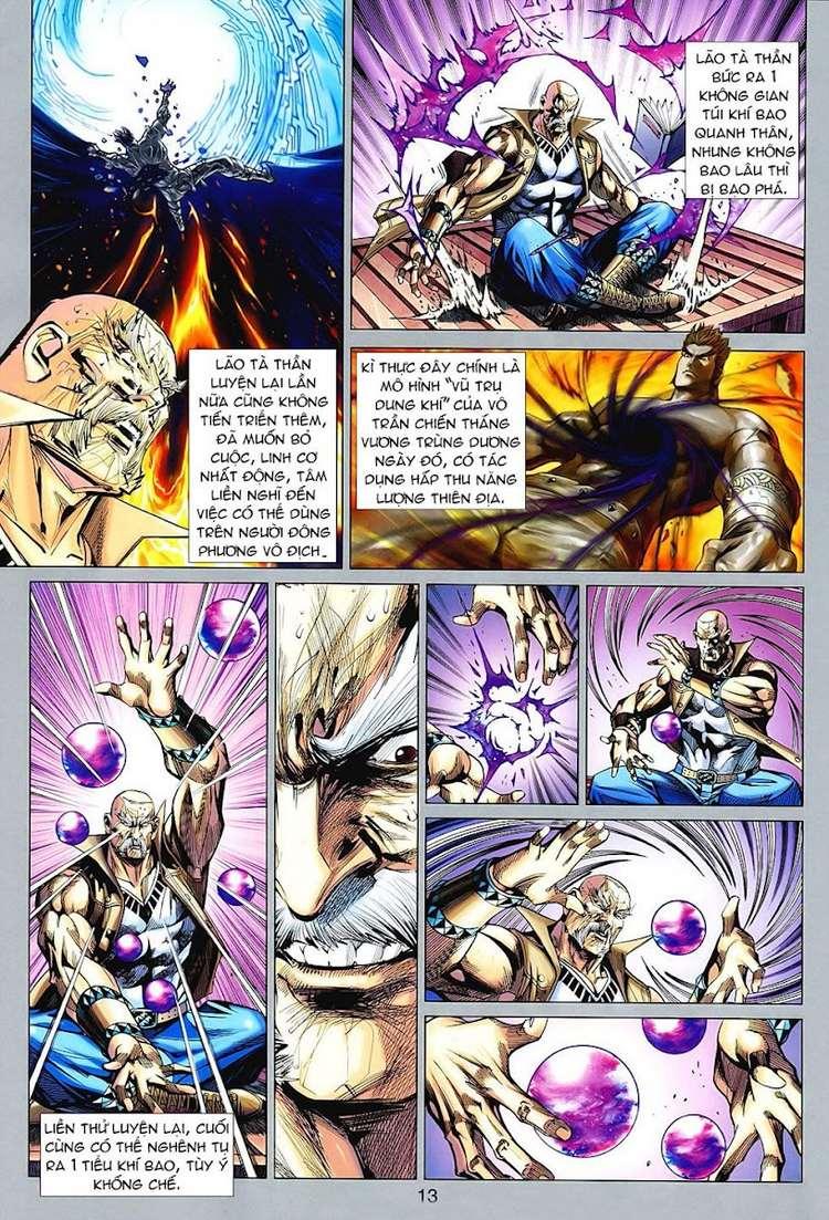 Hoả Vân Tà Thần II chap 98 - Trang 13