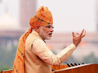 Narendra Modi Addresses India on independance day