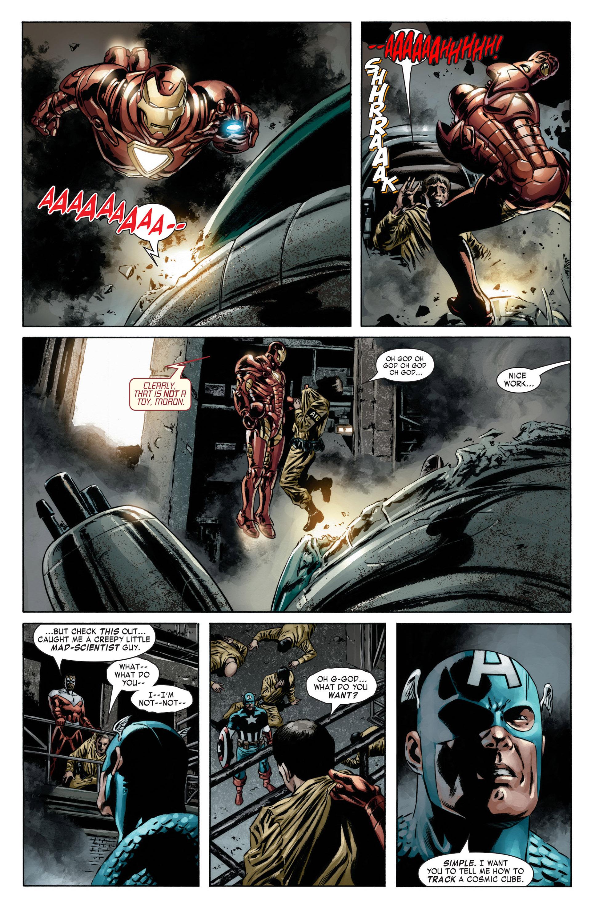 Captain America (2005) Issue #13 #13 - English 16