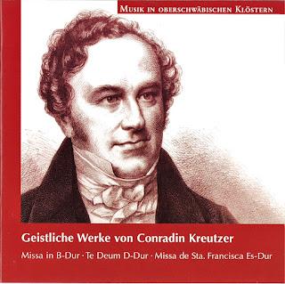 Konradin Kreutzer: Geistliche Werke