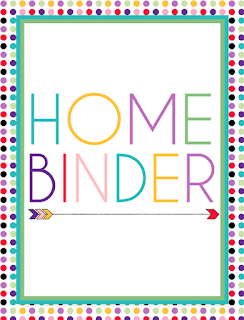... , plus over thirty free, coordinating printables for home binders