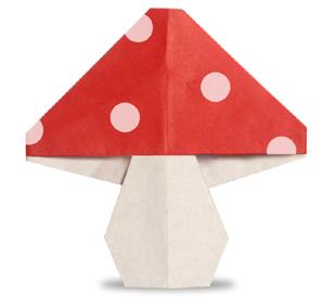 setas de origami