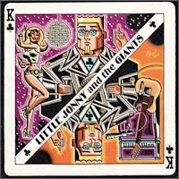 Litlle Jonny and the Giants - 2 albums: King of Clubs / Windin'