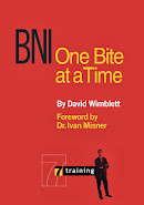 BNI: One Bite at a Time