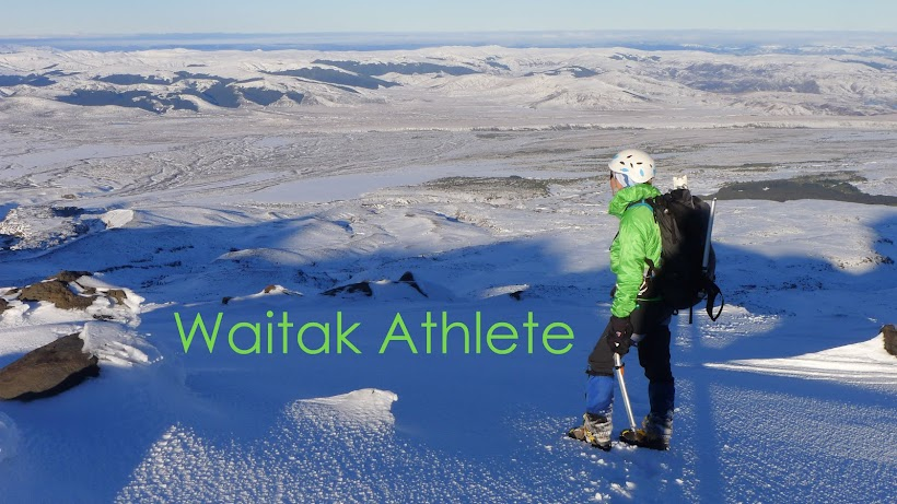 Waitak Athlete
