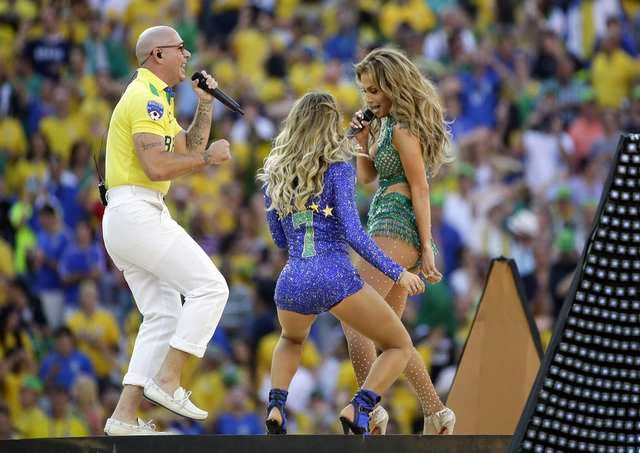 We Are One: JLo, Claudia Leitte y Pitbull