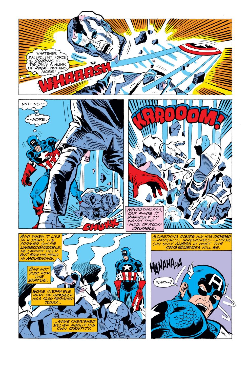 Captain America (1968) Issue #222 #136 - English 17