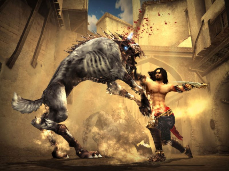 free game download for pc of prince of persia two thrones