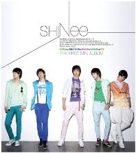 mini album shinee