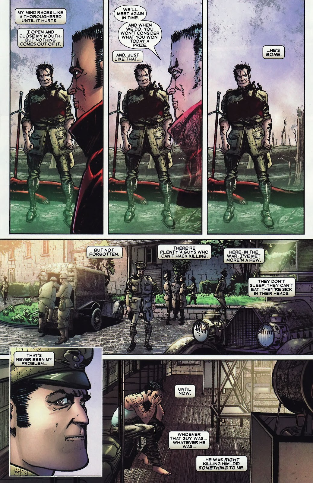 Read online Wolverine (2003) comic -  Issue #59 - 4