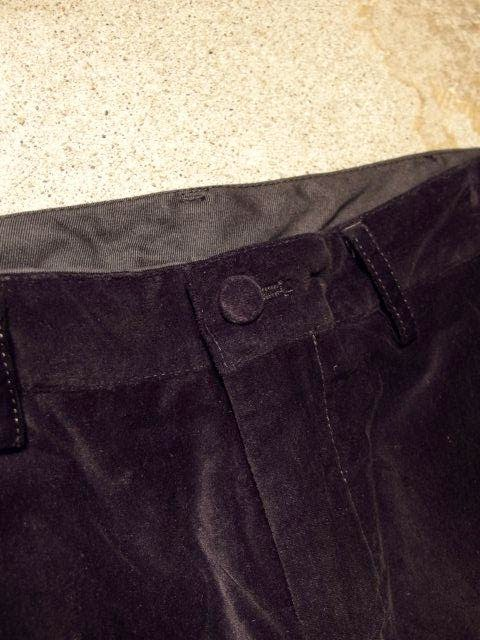 FWK by Engineered Garments Tux Pant - Velveteen & Leopard Velour Fall/Winter 2014 SUNRISE MARKET