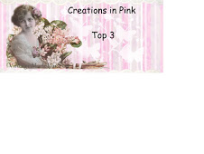 Top 3 at Creations in Pink
