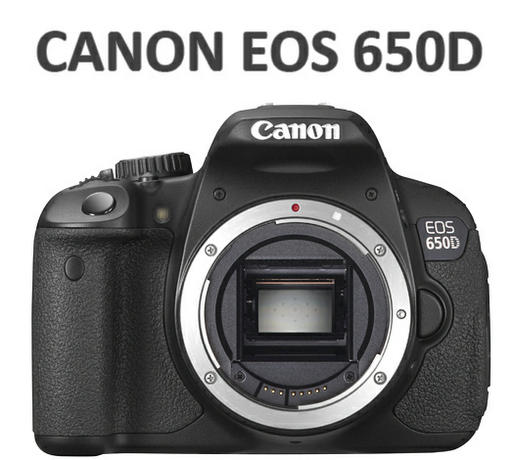 Spesifikasi Dan Harga Canon EOS 650D