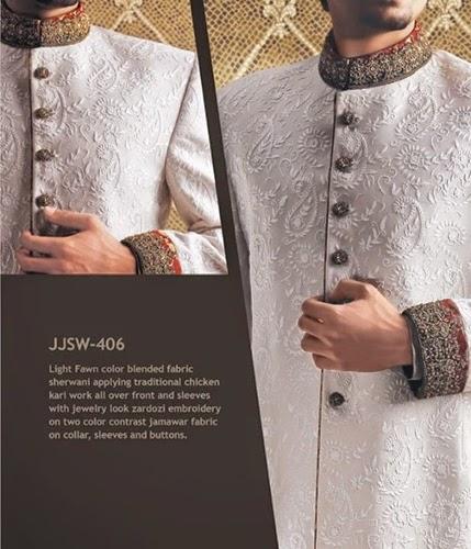 Junaid Jamshed Gents Sherwani