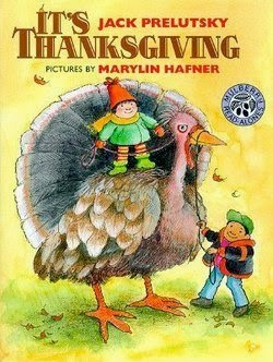 bookcover of IT'S THANKSGIVING! by Jack Prelutsky