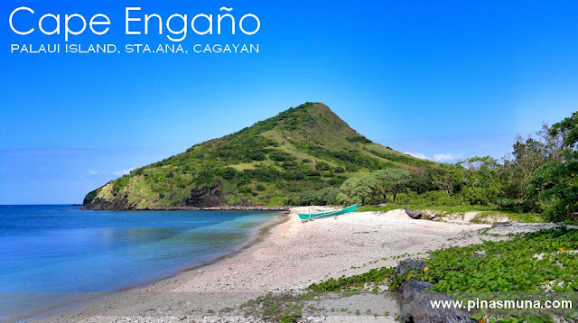 Beach beside Cape Engaño