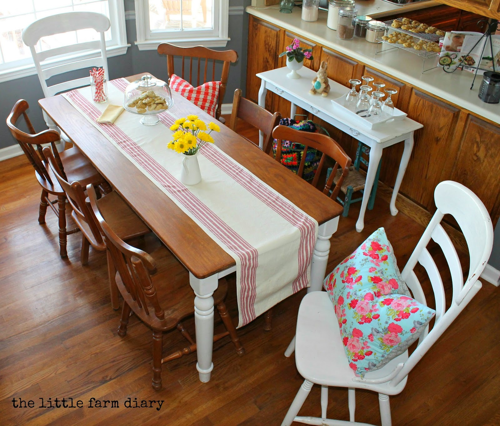 Creating a Beautiful Life on Less Home Tour with Amy on Blissful & Domestic