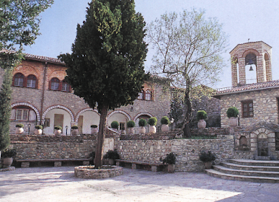 Monasterio Gran Meteoro, by Erud
