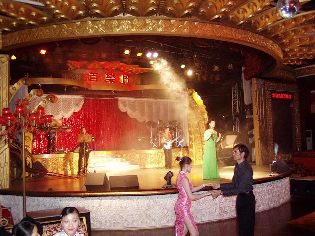 Paramount Hall Shanghai Ballroom Dancing