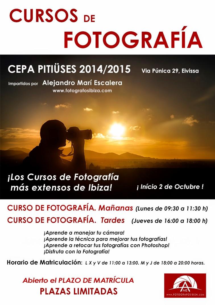 Talleres Cursos y Workshops de fotografia otoño invierno 2014-2015
