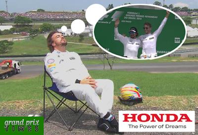 Memes abandono de Alonso