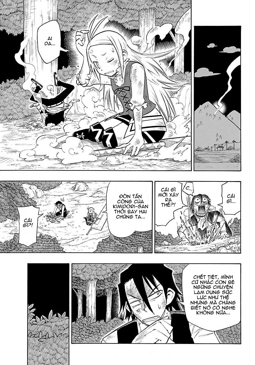 Appearance of the Yellow Dragon chap 7 - Trang 15