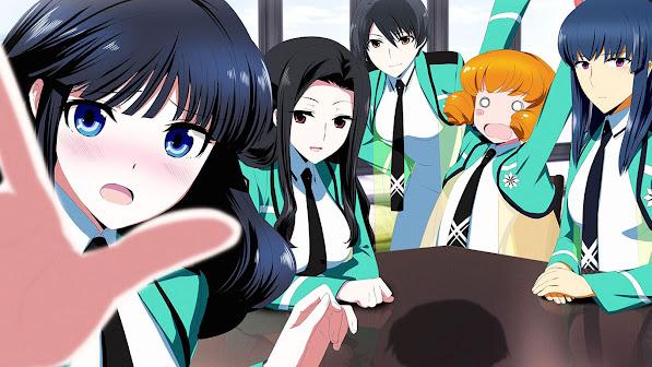 Mahouka Koukou no Rettousei Anime 7f