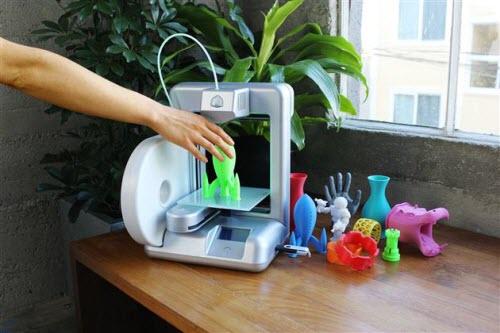 Cube: Una impresora 3D pensada para el hogar