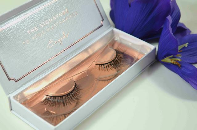 Esqido - mink eyelashes - fake eyelashes - false eyelashes - review -  lashes - reusable lashes - strip lashes - cruelty free eyelashes - Unforgettable style