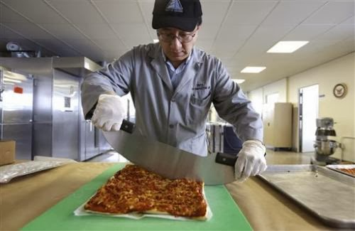 Scientists Create Pizza That Can Last Years