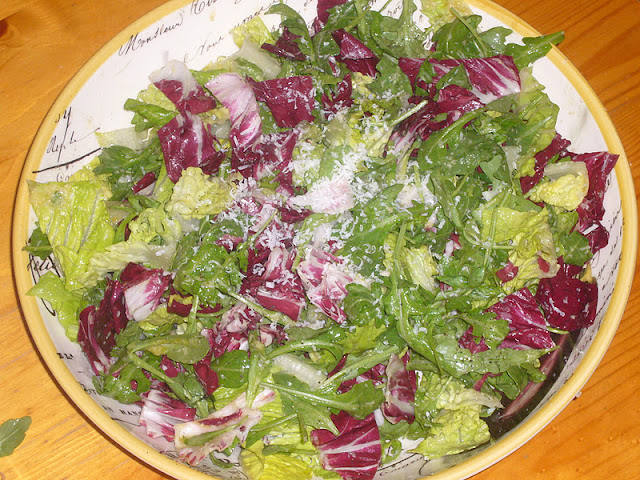 Nancy Silverton Tricolore Salad