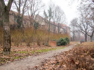 Parcul Cetatii, Oradea