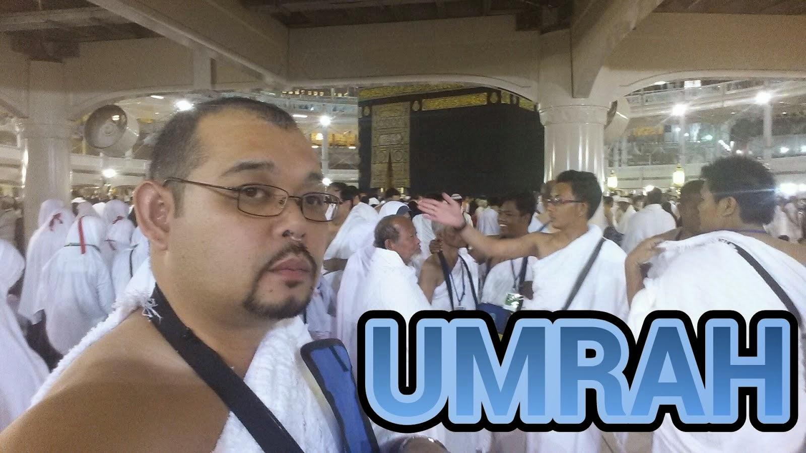 IBADAH UMRAH :