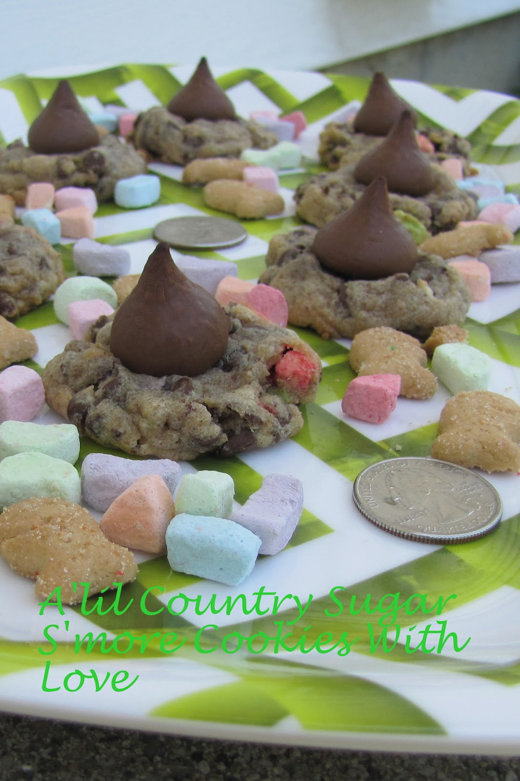 ... lil Country Sugar: It's Not The Size That Matters: Mini S'more Co...