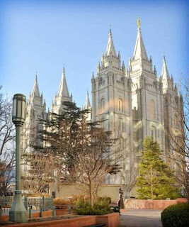 Mormon Temple Salt Lake City (Best Honeymoon Destinations In USA) 3