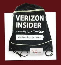 Verizon Insider Backpack