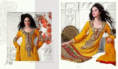 Pakistan Embroidered Salwar Kameez