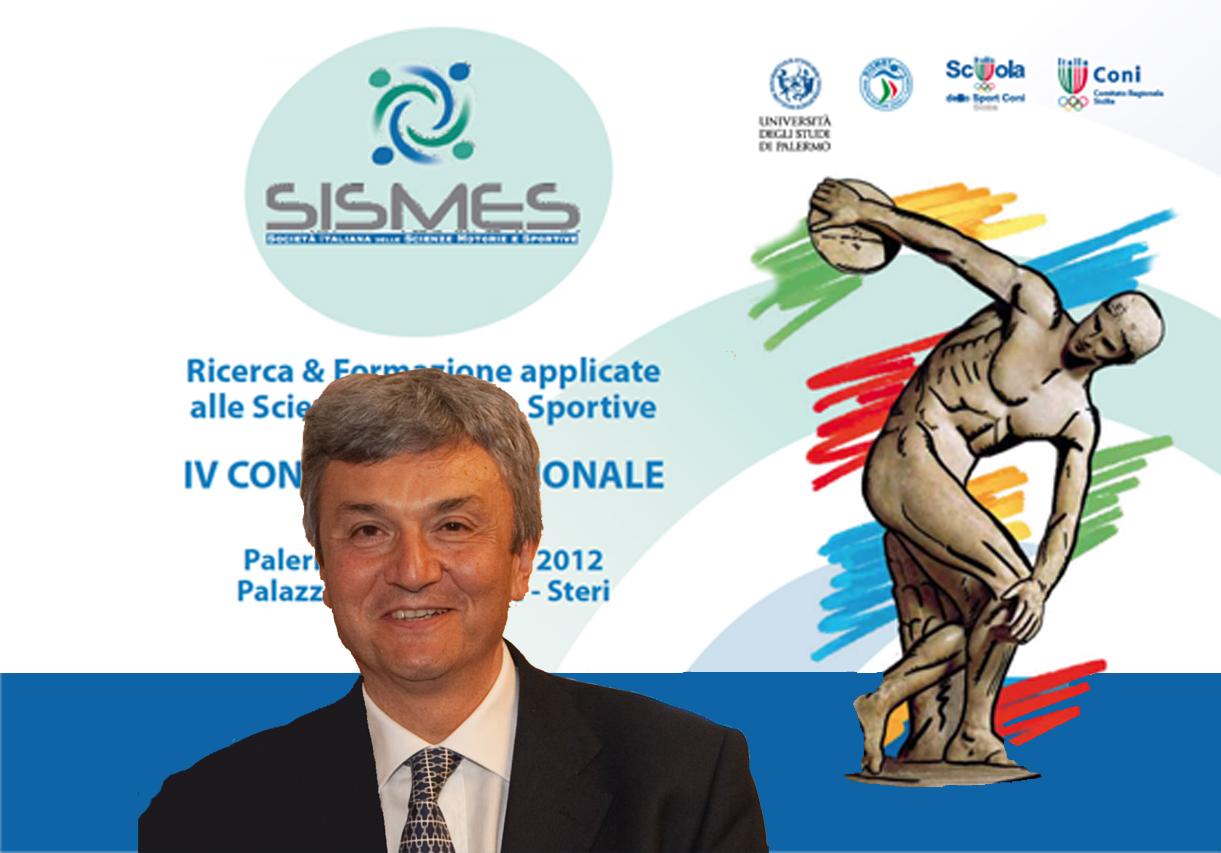 Iv congresso nazionale sismes welcome message - Antonio palma ...