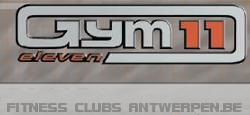 fitness centrum club GYM 11 Antwerpen fitness powertraining body-building groepslessen zumba