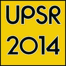 Sains UPSR 2014