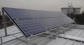panel solar solener